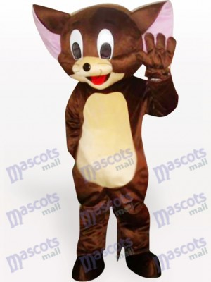 Jerry Mouse Adult Mascot Costume