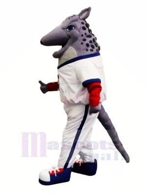 Sport Armadillo Mascot Costumes Cartoon