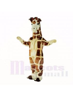 Top Quality Giraffe Mascot Costumes Adult