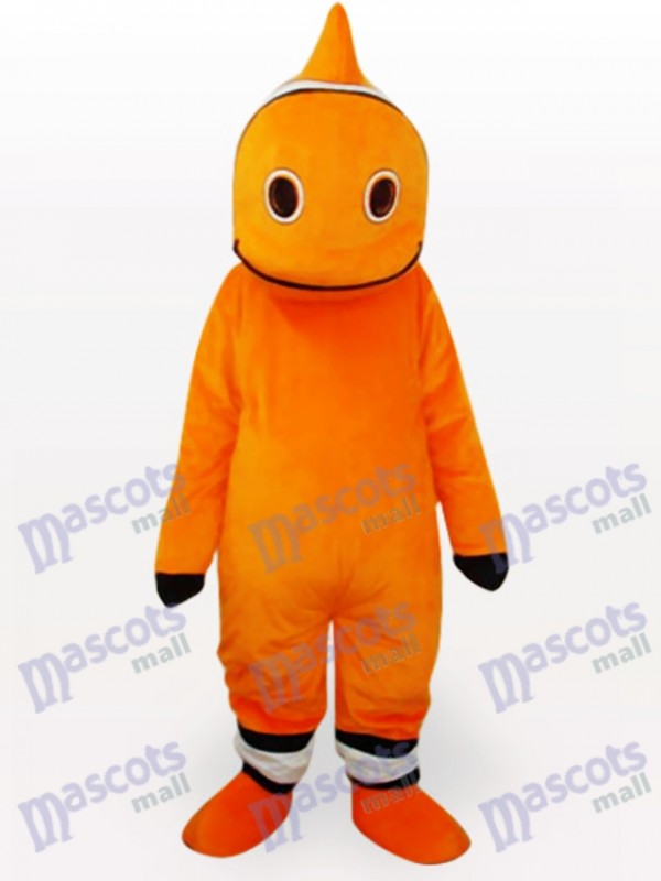 Fish Cartoon Adult Mascot Costume
