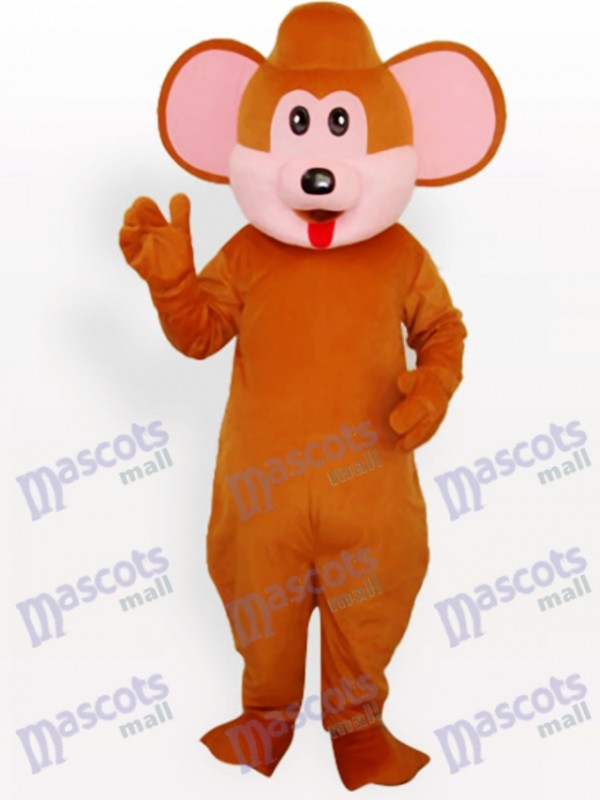 Bear Animal Adult Mascot Costume