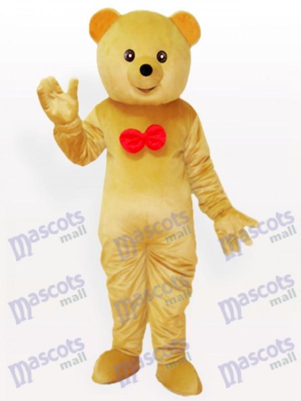 Teddy Bear Mascot Adult Costume