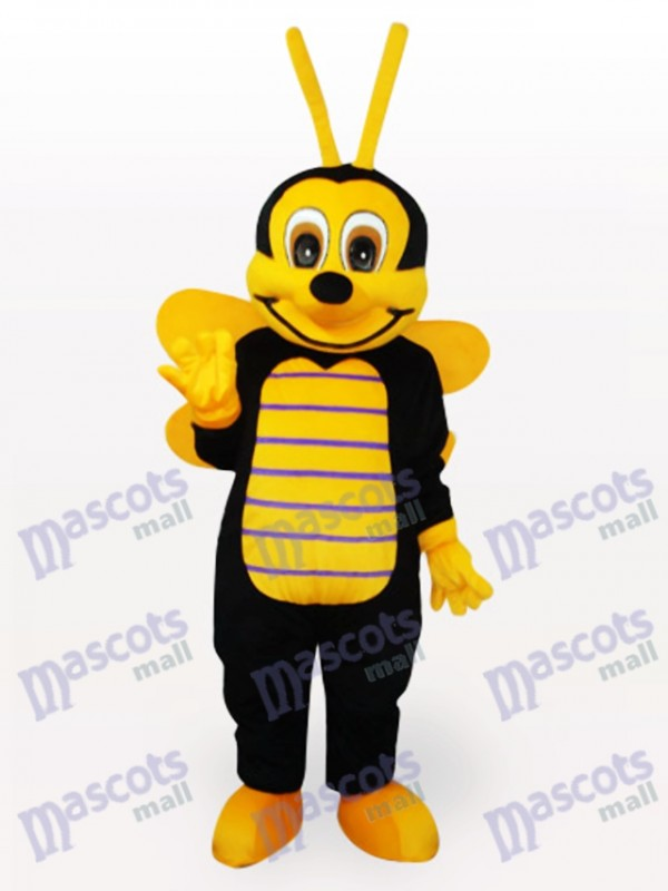 Little Bee Insect Adult Mascot Costume