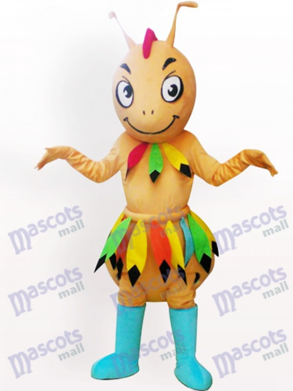 Cave-man Ant Insect Adult Mascot Costume