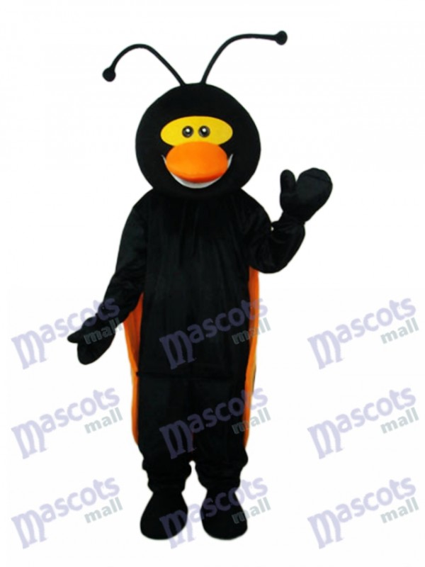 Ladybug Mascot Adult Costume