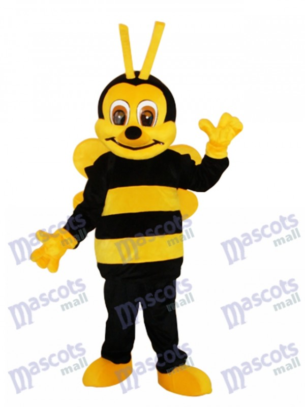 Little Bee Mascot Adult Costume