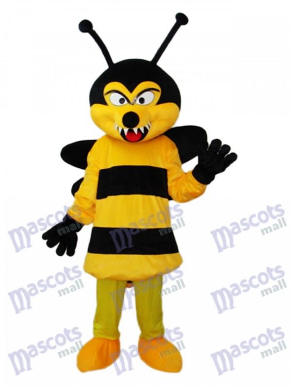Odd Bee Mascot Adult Costume