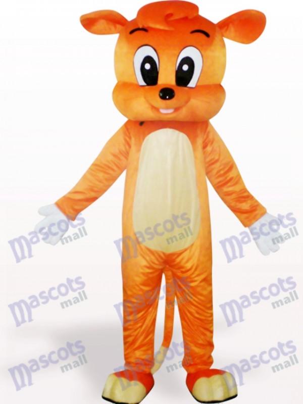 Homer Cat Animal Adult Mascot Costume