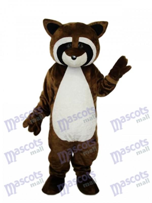 Strange Bobcat Mascot Adult Costume