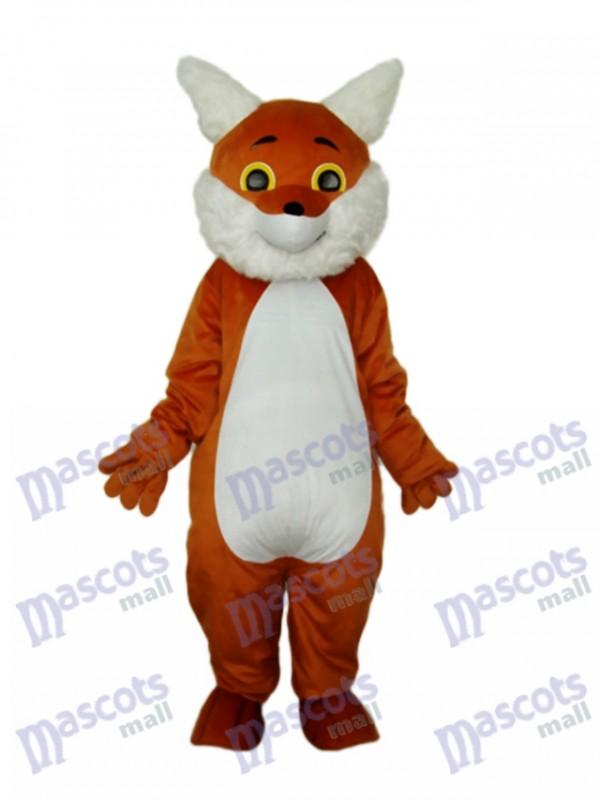 Cop Civet Cat Mascot Adult Costume