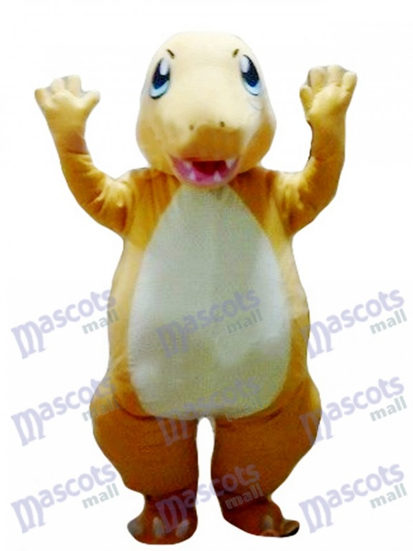 Charmander Mascot Costume Pokemon Pokémon GO Pocket Monster Dragon Fire Mascot