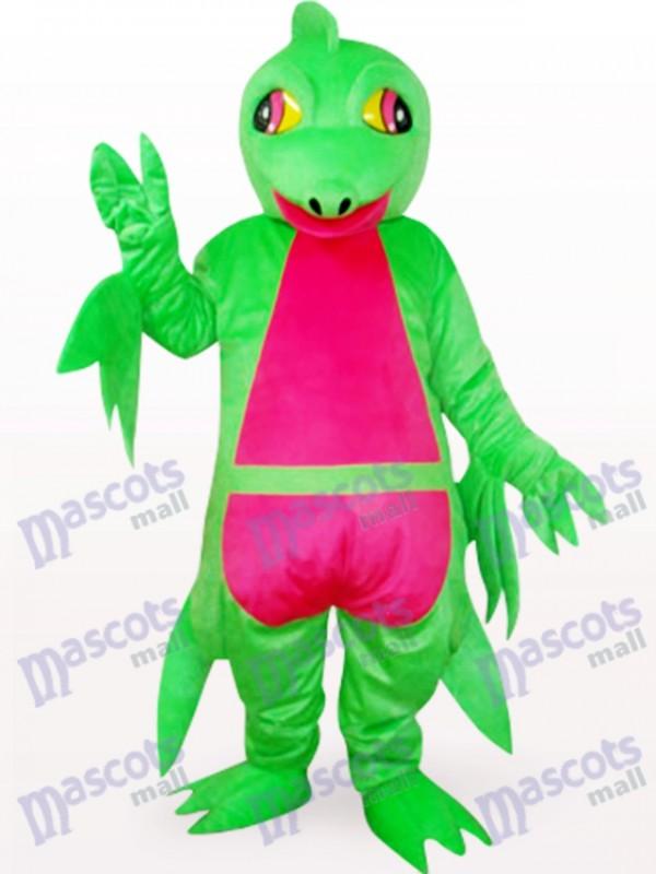 Green Pterosaur Plush Mascot Costume