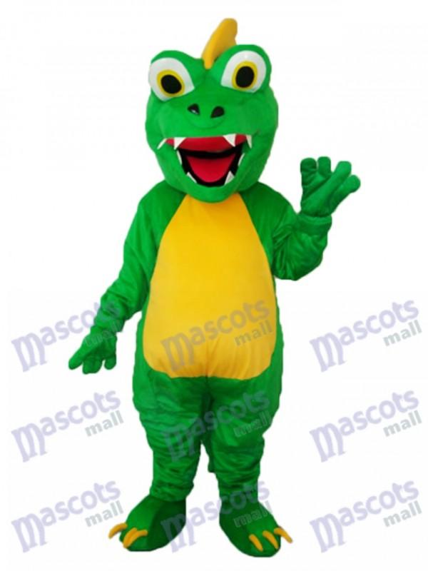 Big Thorn Dinosaur Mascot Adult Costume