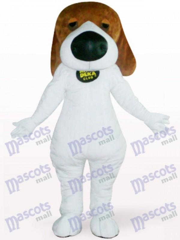 Dog With Big Nose Animal Adult Mascot Costume