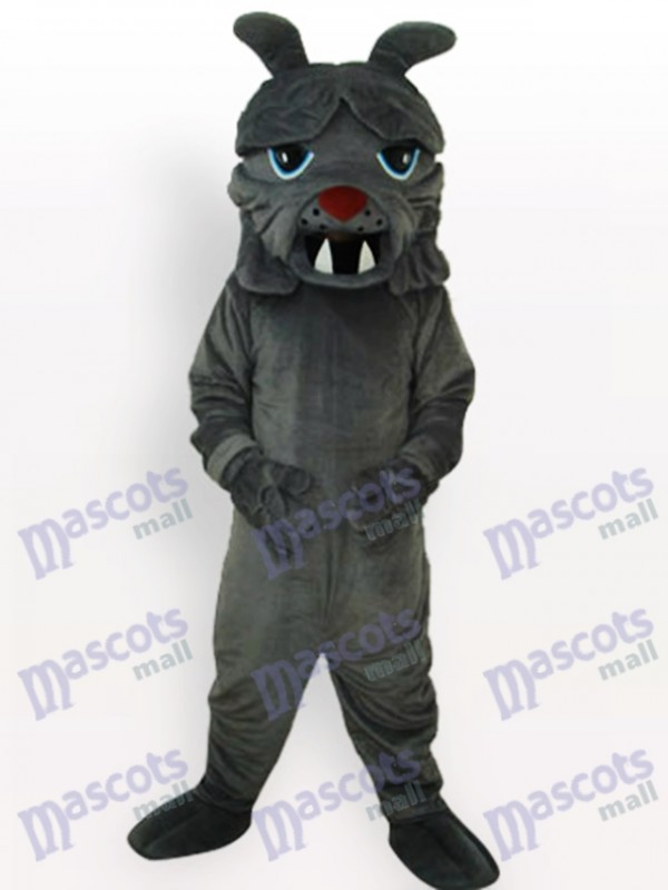 Sharpei Dog Animal Adult Mascot Costume