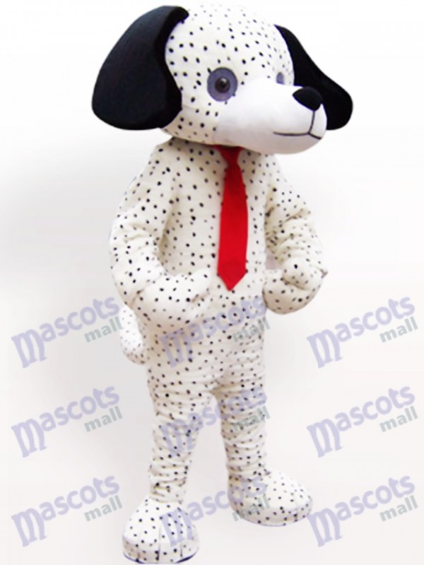 Dalmatian Dog Animal Adult Mascot Costume