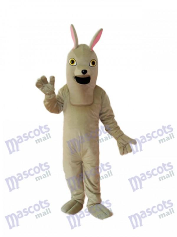 Old Hound Dog Mascot Adult Costume