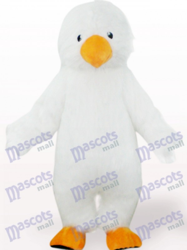 Cute Eagle Animal Adult Mascot Costume