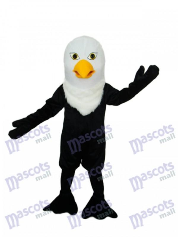 Children's White Eagles Mascot Costume
