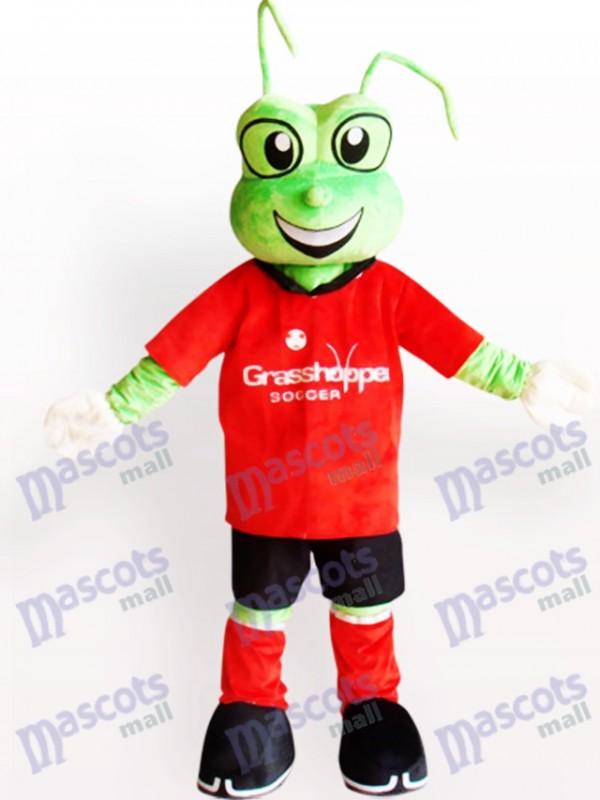 Green Frog Adult Mascot Costume