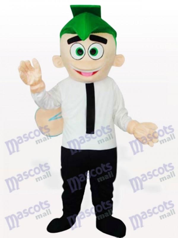 Frog Buddy Adult Mascot Costume