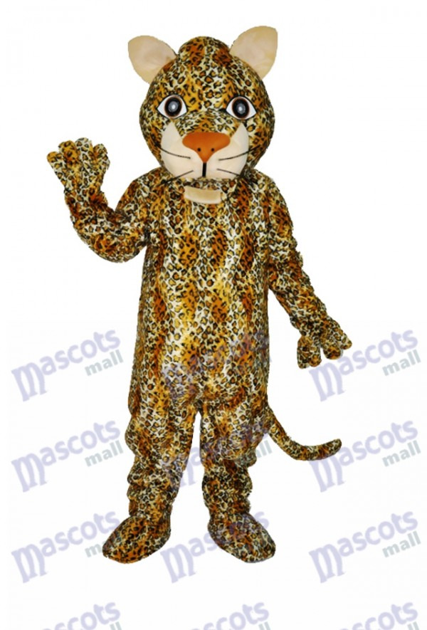 Panther Adult Mascot Costume