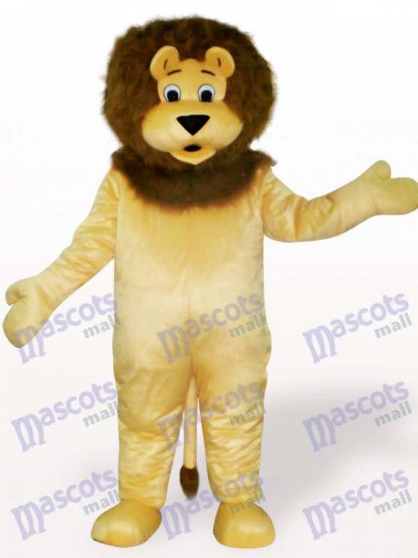 Lion Adult Mascot Costume