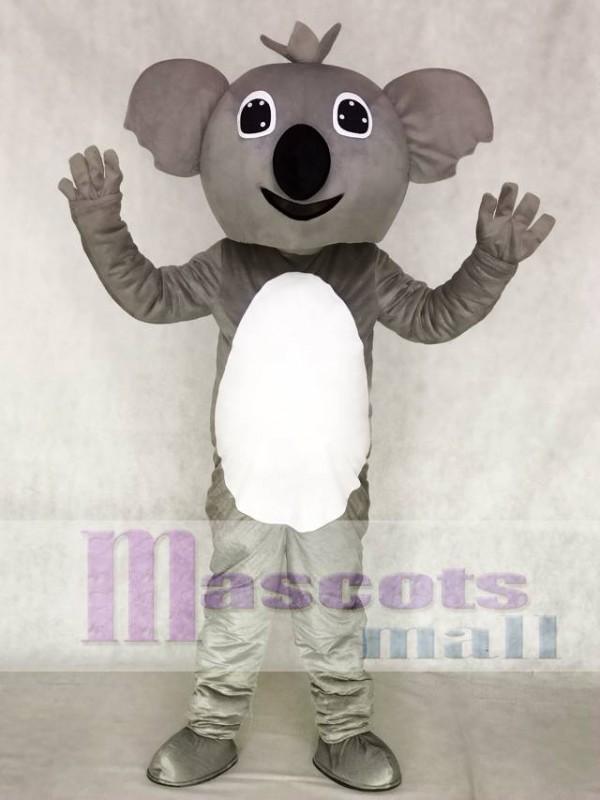 Adorable Lovely Koala Mascot Funny Costume