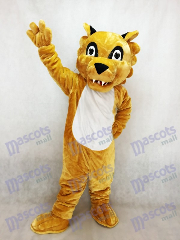 Cougar Paws Mascot Costume