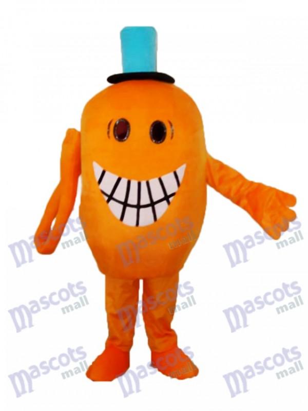 Mr. Tickle Mascot Adult Costume