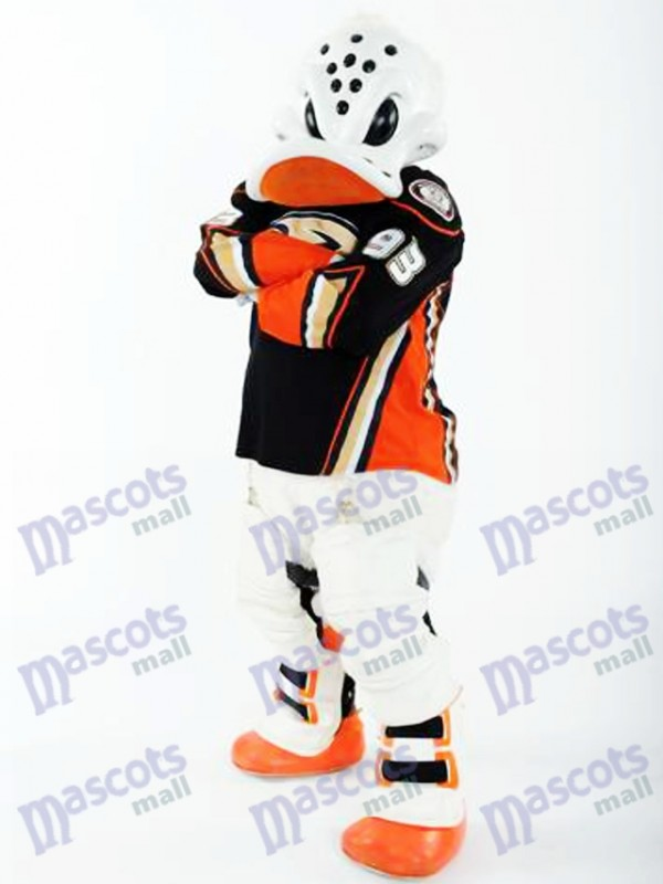 Wild Wing Anaheim Ducks Mascot Costume Duck
