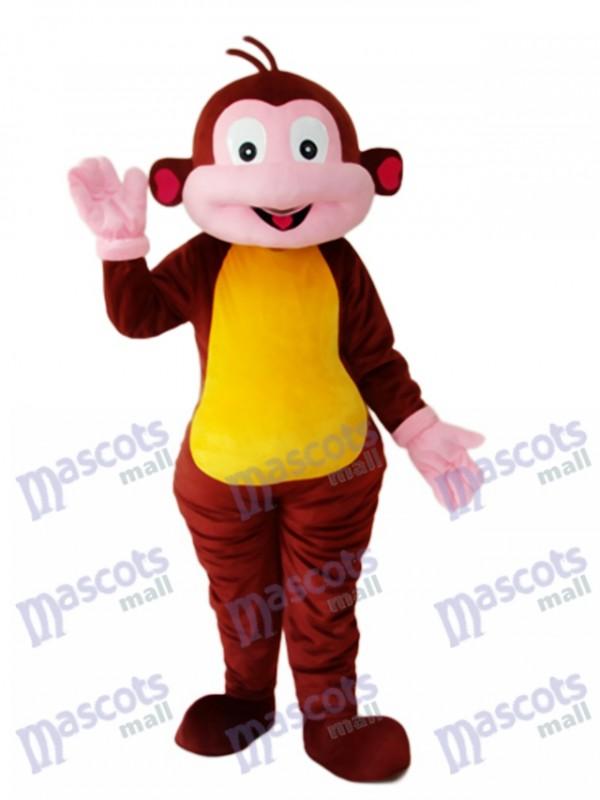 Boots Monkey Mascot Adult Costume