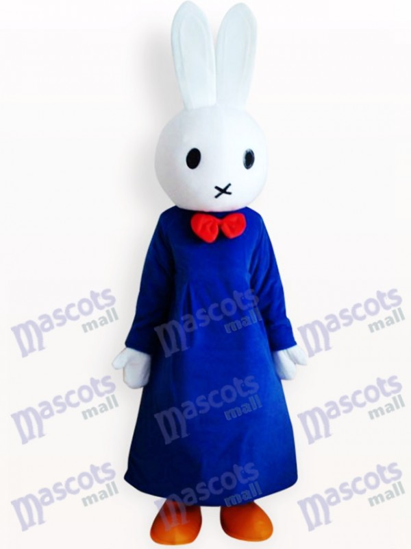 Miffy Rabbit Adult Mascot Costume