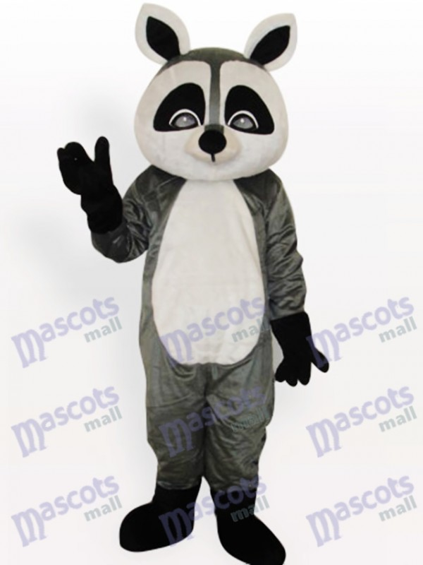 Raccoon Animal Adult Mascot Costume