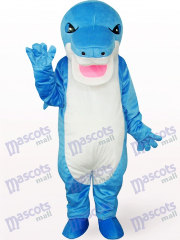 Blue Shark Animal Mascot Costume