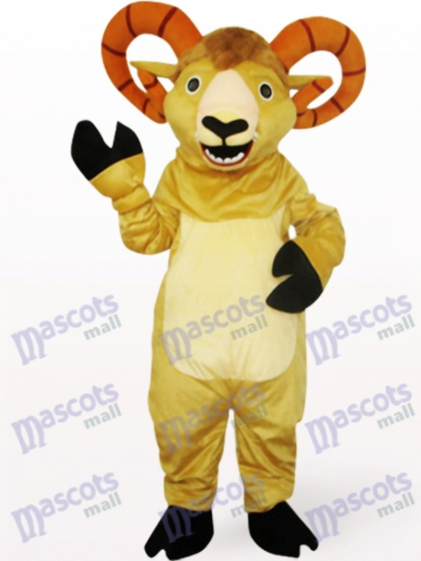Antelope Animal Mascot Costume