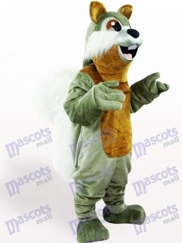 Squirrel Animal Adult Mascot Costume