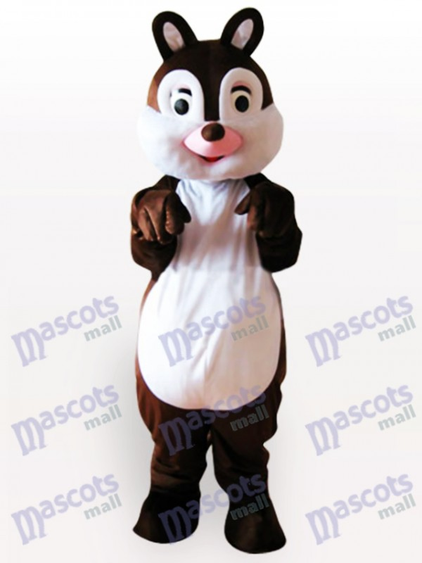 Little Squirrel Animal Adult Mascot Costume