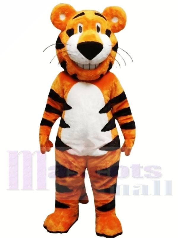 Happy Lightweight Tiger Mascot Costumes