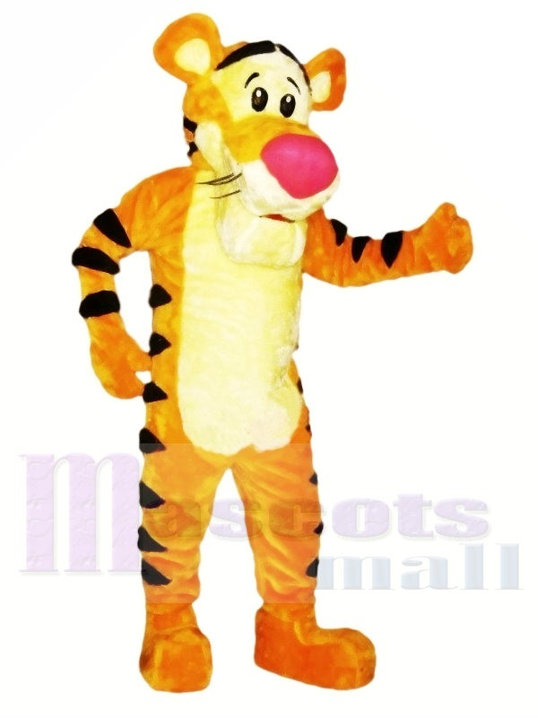 High Quality Tiger The Pooh Mascot Costumes