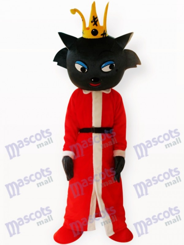 Red Wolf Animal Adult Mascot Costume